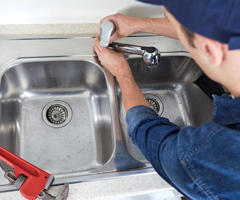 Installation des sanitaires