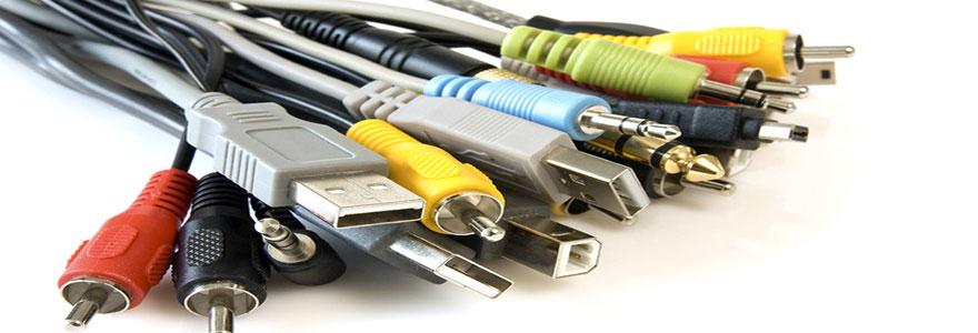 Achat de câblage informatique et audio à Paris