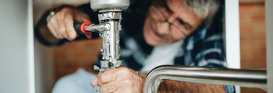 Réparation de fuite d'eau à Lille
