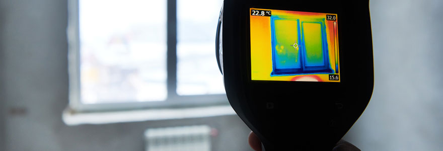 Technologie vidéo pour la détection des fuites d'eau