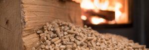 Granulés de bois de chauffage